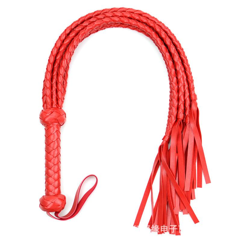 Плеть - многохвостка, красная