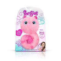 Интерактивная игрушка кошечка Pomsie Помси Розовая, фото 1