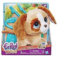 Собачка на поводке интерактивная FurReal, фото 1