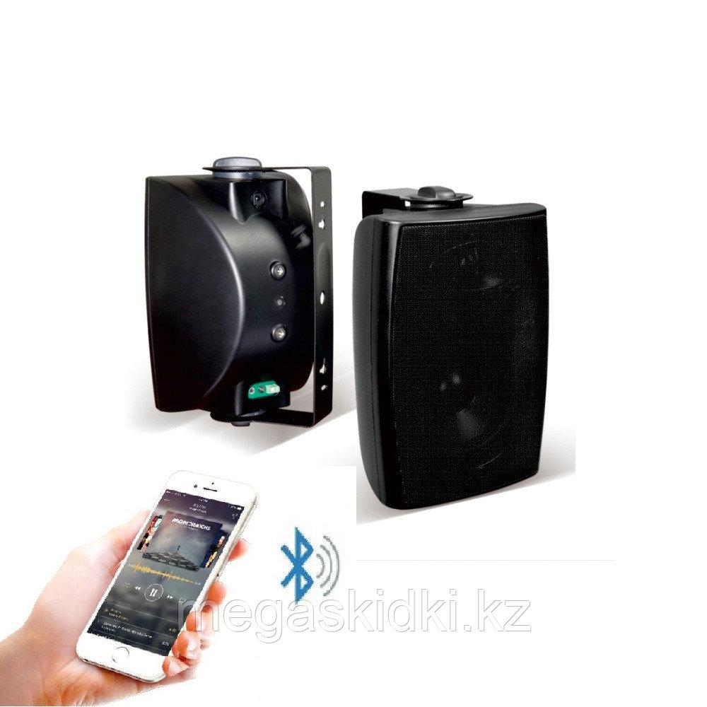 Комплект активной беспроводной акустики Beta-Sound  BG-5084TS/B (для кафе, баров, ресторанов, бутиков)