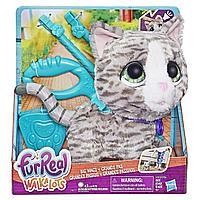 Игрушка кошка на поводке интерактивная FurReal, фото 1