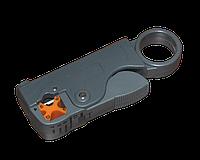 Инструмент для разделки кабеля RG58/59/6 332B , 2 ножа