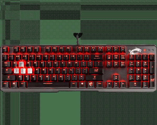 Клавиатуры MSI Vigor GK60