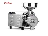 Akita jp AKDMJP 40 (1500Ватт) электрическая мельница для муки зерна, зерновых, бобовых, кукурузы, кофе, специй, фото 1