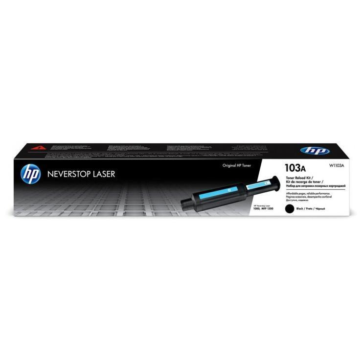 Картриджи HP 103A W1103A Black