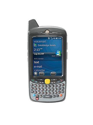 Мобильный компьютер серии MC67, фото 2