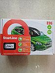 Авто-сигнализация с авто-запуском StarLine E96 ECO BT 2CAN+2LIN