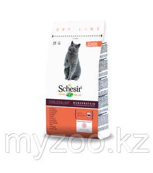 Schesir, Шезир сухой корм  для кошек стерилизованных и с избыточным весом 10кг