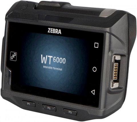 Носимый терминал сбора данных Zebra WT6000, фото 2