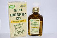 Масло конопляное Новосибирское, 100 мл, стекло