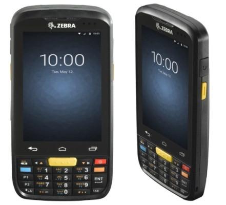 Мобильный компьютер Zebra MC36