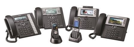 IP АТС eMG800 ― телефоны и терминалы