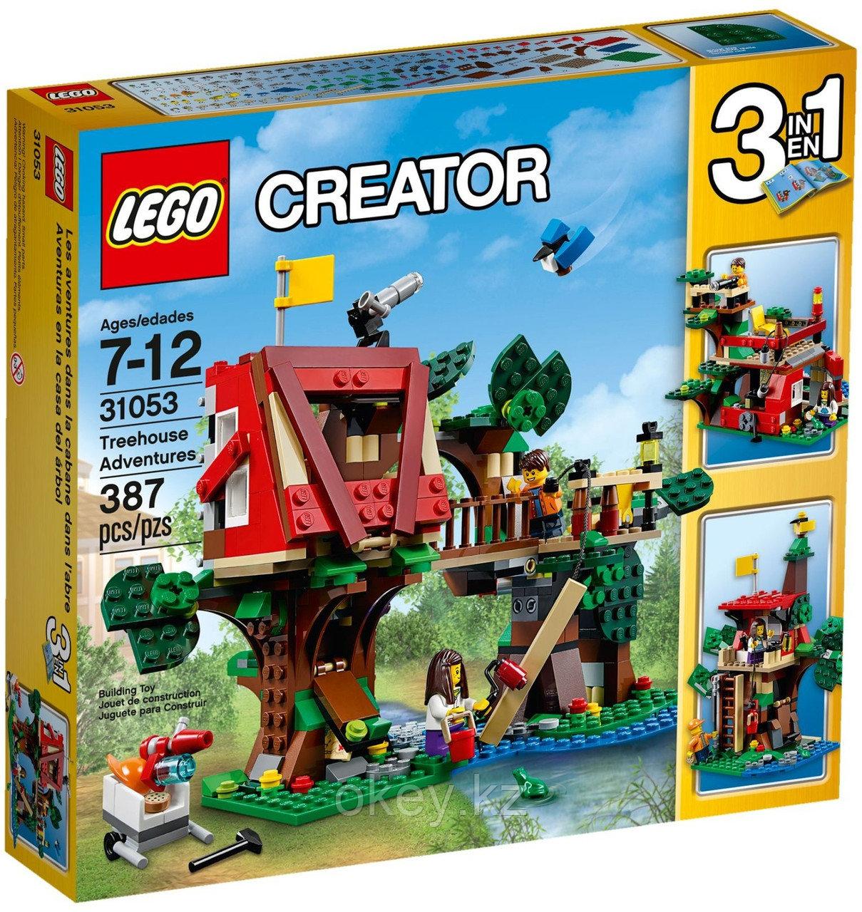 LEGO Creator: Домик на дереве 31053