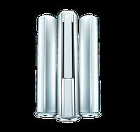 Кондиционер напольный GREE-24: I-Crown II Inverter (от 30°С до +54°С) R410A: (Без соединительной инсталляции)