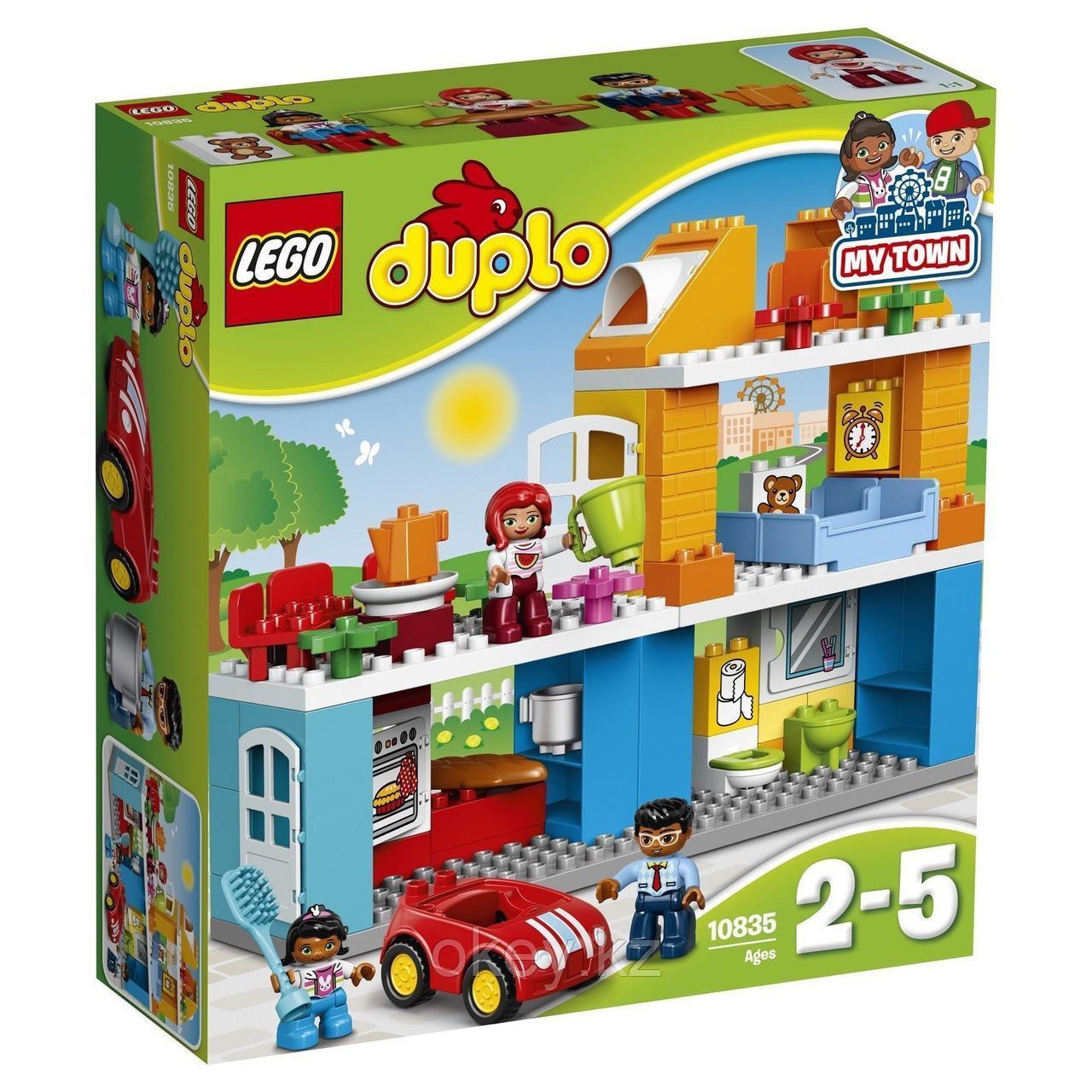 LEGO Duplo: Семейный дом 10835