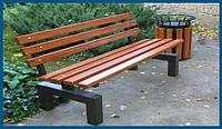 Скамейки Декоративные Модель DG-352