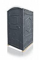 Туалетная кабина «Прагма» (универсальный бак с площадкой для ног)