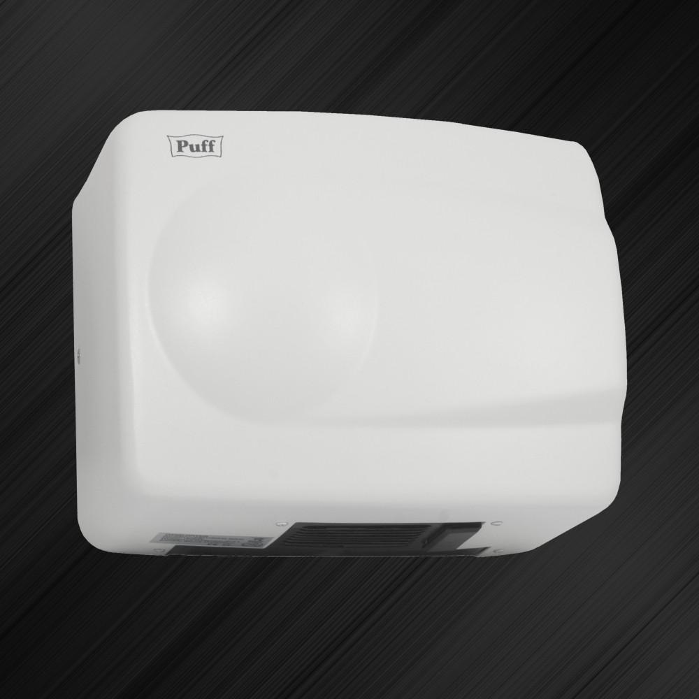 """PUFF Электросушитель для рук """"8828W"""" белый, 1,5 кВт /265×125×205/ к/к-8 1401.333"""
