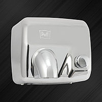 """PUFF Электросушитель для рук """"8844"""" хром, 2,3 кВт, с кнопкой включения /258*232*200/ к/к-41401.302"""