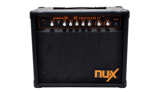 Цифровой гитарный комбоусилитель NUX Frontline-15