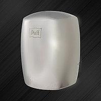 """PUFF Электросушитель для рук """"8887"""" тёмно-серебристый 1,2 кВт /270*182*210/ к/к-4 1401.343"""