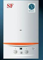 Котел газовый настенный SF Жемчуг 16 кВт (дымоход в комплекте)