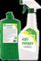 Унодез, 1000 мл. - универсальный кожный антисептик на основе изопропилового спирта
