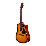 Гитара Adagio MDF-4171C  SB, фото 2