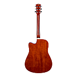 Гитара Adagio MDF-4171C  SB, фото 3