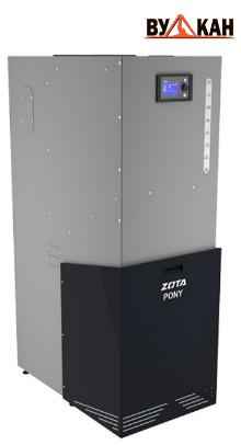 Автоматический пеллетный котел ZOTA «Pony» 15 кВт.