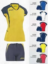 Волейбольная  форма Asics женская