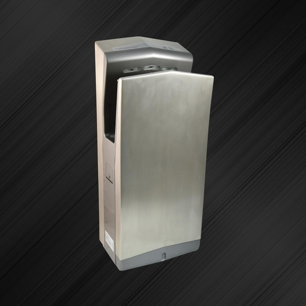 """PUFF Электросушитель для рук """"8899"""" хром, 1,65 кВт, антивандальный, 350*280*7851401.380"""