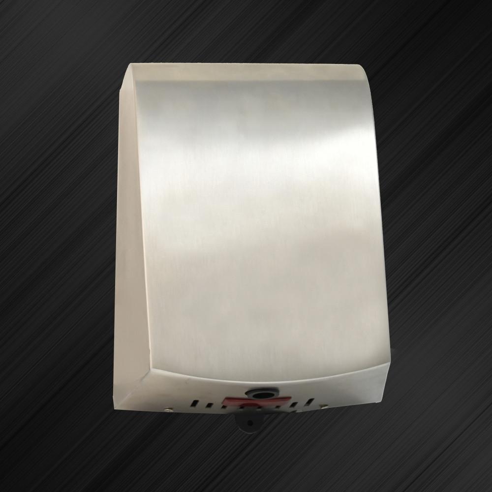 """PUFF Электросушитель для рук """"8950"""" хром, 1 кВт, антивандальный, 244*142*330 мм 205*99*2551401.381"""