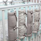 Защита для кровати Стик-борта  Perina Elfetto Мятный ЭФ1/5-02.2, фото 2