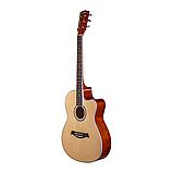 Акустическая гитара Adagio MDF-3917 NT, фото 2