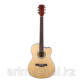 Акустическая гитара Adagio MDF-3917 NT