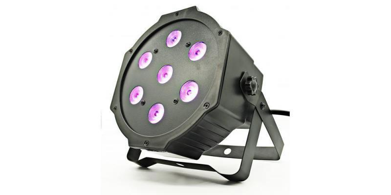 Светодиодный прожектор смены цвета (колорчэнджер), Big Dipper LP28W  RGBW 7х4Вт,