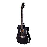 Гитара Adagio MDF-3917 BK, фото 2