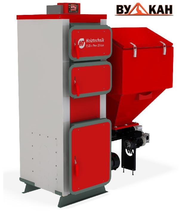 Автоматический угольный котел Heiztechnik Q EKO DUO 48 кВт.