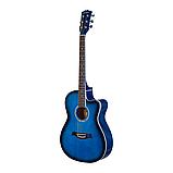 Гитара MDF-3917 BLS, фото 3