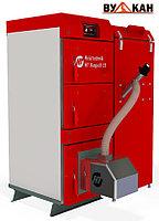 Автоматический пеллетный котел Heiztechnik Q DasPell 28 кВт.