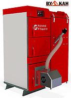 Автоматический пеллетный котел Heiztechnik Q DasPell 55 кВт.