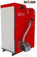 Автоматический пеллетный котел Heiztechnik Q Daspell Duo 28 кВт., фото 1