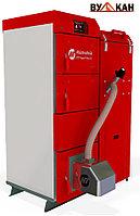 Автоматический пеллетный котел Heiztechnik Q Daspell Duo 35 кВт., фото 1