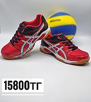 Волейбольные кроссовки красные, фото 1