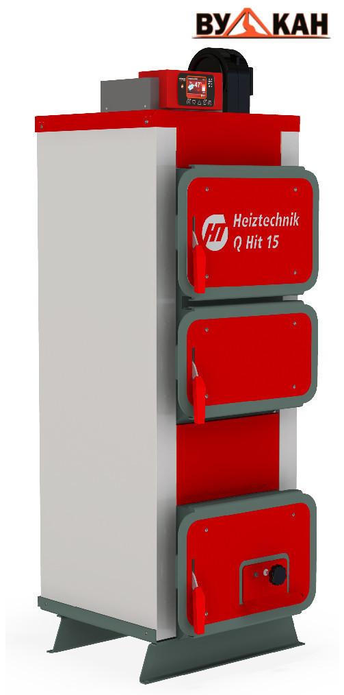 Полуавтоматический котел Q HIT PLUS 25 кВт