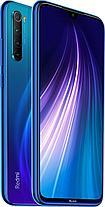 Смартфон Xiaomi Redmi Note 8 128GB Neptune Blue, фото 3