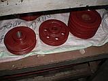 Шкив 4-х ручейный, ф1000мм, профиль С(Д), фото 5