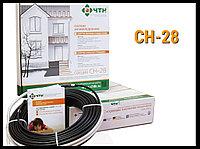 Двужильный нагревательный кабель СН-28 - 6,6м