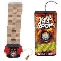 Дженга Бум (Jenga Boom)